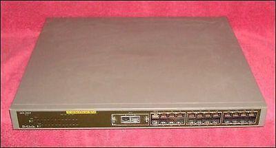 D-Link DES DES-3624 24-Ports 10/100 Network External Switch stackable