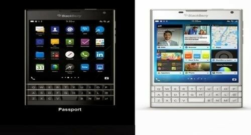 BlackBerry Passport Q30 4G LTE 32GB 13MP Smartphone