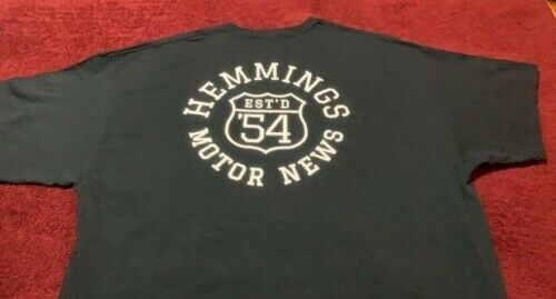 Hemmings Motor News est 54 T Skirt-2XL
