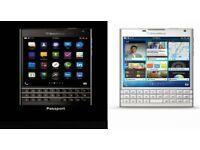 "BlackBerry Passport Q30 4G LTE 32GB 13MP Smartphone 4.5"" hd"