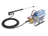 New Kranzle K 10/122 240V 120 Bar 1740 PSI Industrial Cold Water High Pressure/Power Washer