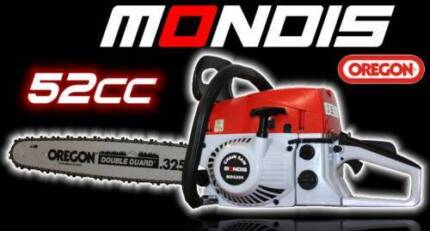 "Mondis PRO 52cc 20"" Bar Chainsaw Chain Saw Osborne Park Stirling Area Preview"