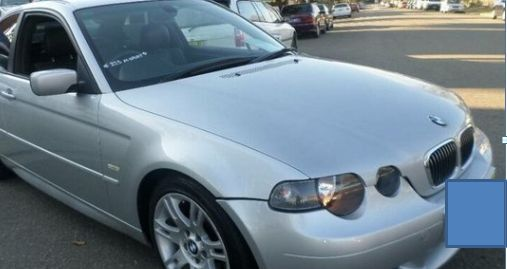 2003 / 53 plate BMW 325TI compact , full M sport bodykit and ...