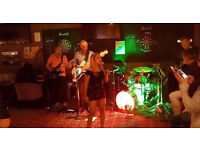 Lead guitarist wanted for gigging Herts covers band
