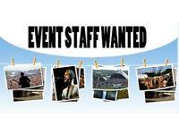 Event Security / SIA / Stewards **£9 per hour SIA**