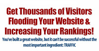 INCREASE WEBSITE TRAFFIC   DRIVE TRAFFIC TO YOUR WEBSITE