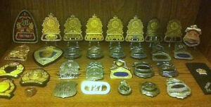 Police Patches, Badges, Uniforms, etc...