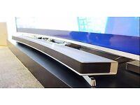 Samsung HW-J6001 48″ Curved Wireless Soundbar (Silver)