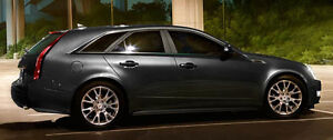 2012 Cadillac CTS Familiale