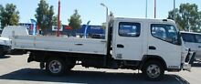 2006 Mitsubishi Canter SUMO White Tipper Bellevue Swan Area Preview