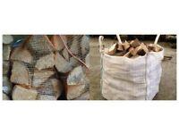 Quality seasoned hardwood logs & Softwood kindling