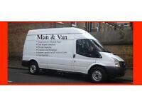 Regular van work wanted