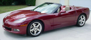 2006 Chevrolet Corvette Coupé (2 portes)
