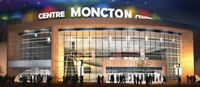 Join our Team at the Brand New Moncton Events Centre!