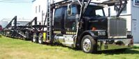 2007 Western Star 9 Car Carrier For Sale **WITH JOB**