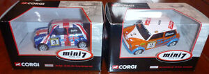 BNIB Corgi Mini Se7en Collection Plus Extras -- 12 Corgis