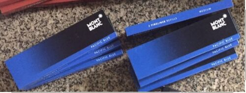 Montblanc Fineliner Refills ~ Blue
