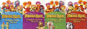 Fraggle Rock (Tv Series Collection - DVD). - $75