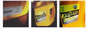 BRP xps2 2 stroke oil