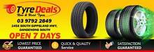 Top Quality Goodyear Tyres + Cheaper price in Dandenong from $79! Dandenong South Greater Dandenong Preview