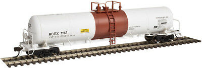Atlas Ho Scale Gatx 20 700 Gallon Tank Car Reagent Chemical Rcrx  1124