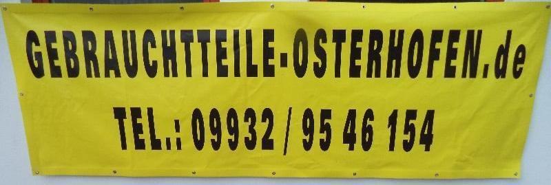 Gebrauchtteile-Osterhofen