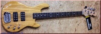 G&L Tribute L2000 Natur RW 4 Saiter Bass Ladendemo gebraucht kaufen  Deutschland
