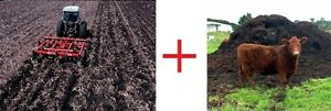 Need manure + tilling of about 2400 sq ft in Coe Hill Kawartha Lakes Peterborough Area image 1