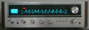Pioneer SX-434 AM/FM Stereo Receiver + Manuals (.pdf) + More