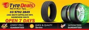 Bridgestone Goodyear Michelin Dunlop Continental 215/60/16 79$$$ Dandenong South Greater Dandenong Preview
