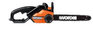 Worx WG303.1 14.5 AMP Electric 16-Inch ChainSaw NEW