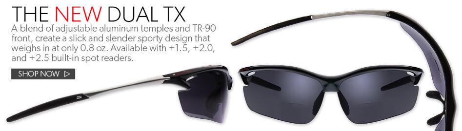 Dual Eyewear Bifocal Sunglasses