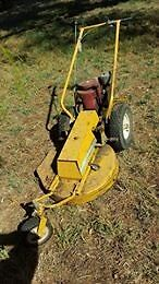 LARGE SELF-PROPELLED MOWER/SLASHER Kandos Mudgee Area Preview