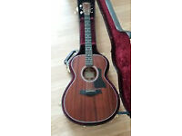 Taylor 322e Immaculate Condition