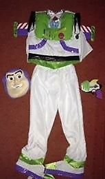 TOYSTORY BUZZ LIGHT YEAR DRESS UP OUTFIT