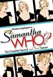 Samantha Who ? - DVD Season 1 & 2 - Christina Applegate