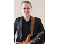 Guitar Lessons - World class lessons in the City & Mayfair with master guitarist Stefan Joubert
