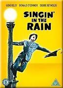 Singing in The Rain DVD