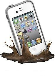 LIFEPROOF-iPHONE-4-4S-CASE-COVER-LIFE-PROOF-2nd-GEN-WHITE-NEW-IN-RETAIL-BOX