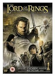 Lord of the Rings received 11 nominations