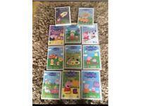 Pepa Pig DVD Bundle
