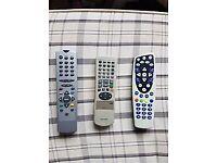 Remote Control units - Various models