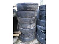 Lorry tyres FREE