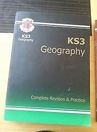 CGP KS3 Geography text book
