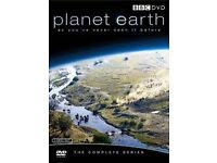 BBC Planet Earth 5 DVD Box Set - New