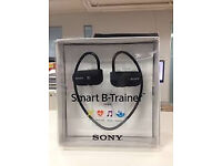 Sony SSE-BTR1 Blutooth Sport Headphones Brand New in Unopened Box