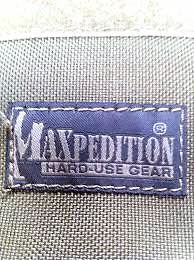 Wanted: Maxpedition accessories, Water bottle pouch