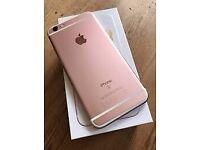 iPhone 6s Plus 16gb unlocked box