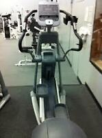 Precor efx546i Experience COMMERCIAL Elliptical-WITH INCLINE!