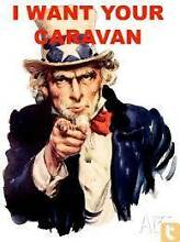 Caravans WANTED We buy caravans for CASH Caravan Buyers Tea Gardens Great Lakes Area Preview